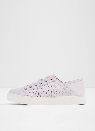 Aldo Çiçek Desenli Sneaker Ayakkabı Lila